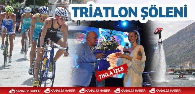 Triatlon şöleni