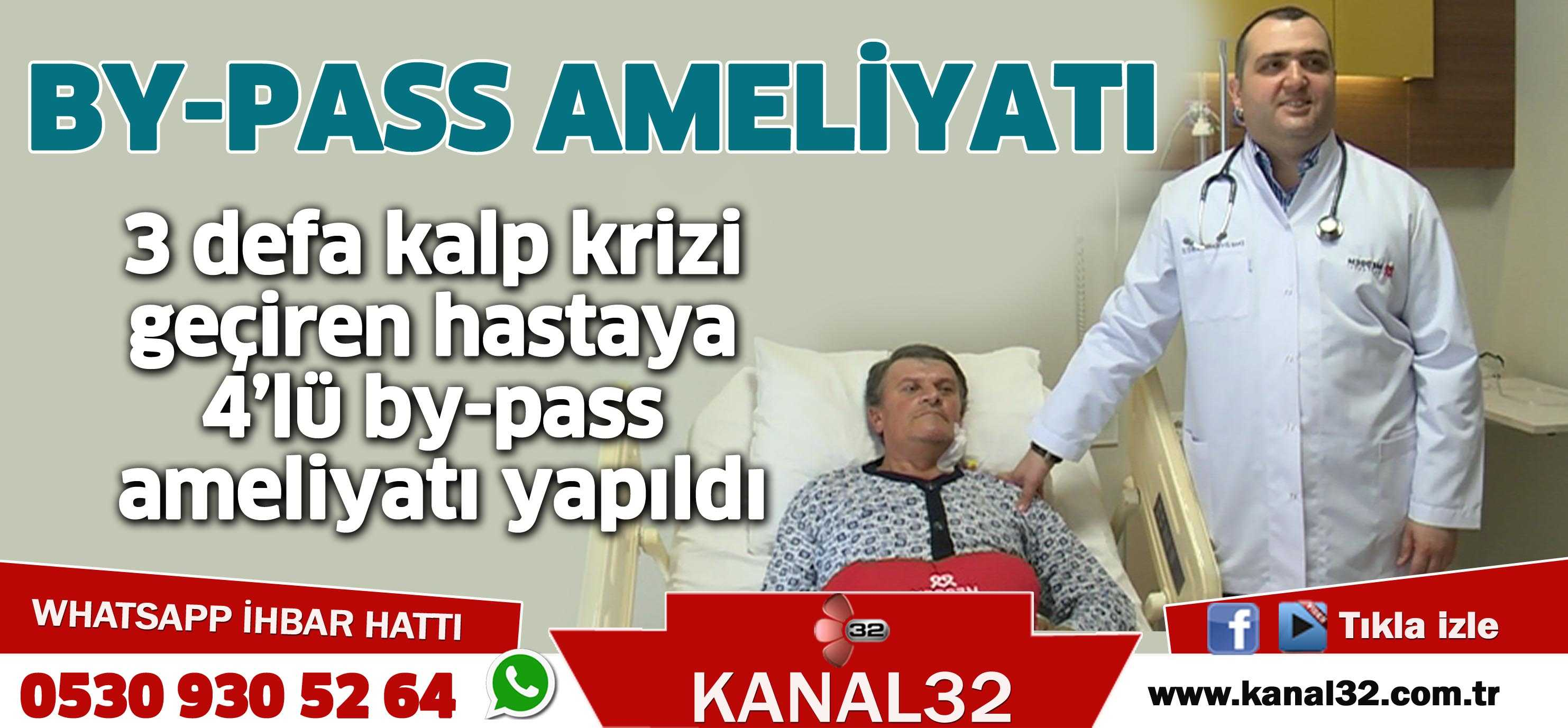 BY-PASS AMELİYATI